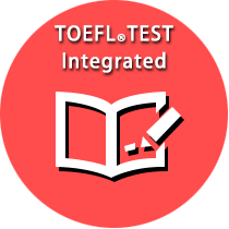 TOEFL TEST Integrated