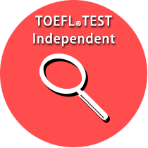 TOEFT TEST Independent